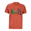 Marmot TREK TEE SS Miehet - PICANTE HEATHER