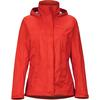Marmot WM' S PRECIP ECO JACKET Naiset - VICTORY RED
