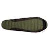 Warmpeace VIKING 600 170CM Unisex - OLIVE/GREY/BLACK