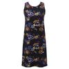 Sherpa PADMA DRESS Naiset - BLACK PRINT