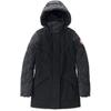 Canada Goose LADIES BERKLEY COAT Naiset - BLACK