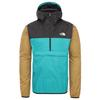 The North Face MEN'S FANORAK Miehet - FANFARE GREEN/TNF BLACK/BRITIS