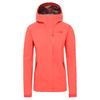 The North Face W DRYZZLE FUTURELIGHT JACKET Naiset - CAYENNE RED