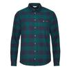 FRILUFTS TINNAHINCH  L/S SHIRT MEN Miehet - BOTANICAL GARDEN/DARK SAPPHIRE