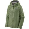 Patagonia W' S TORRENTSHELL 3L JKT Naiset - CAMP GREEN