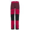 Is Not Enough ATHENA TREKKING PRO PANTS Naiset - RED BUD