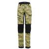 Is Not Enough ARETE ZIPOFF PANTS Naiset - AVOCADO CAMO
