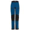Is Not Enough MAIA SOFTSHELL PANTS Naiset - BLUE OPAL