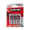 RED ALKALINE AA 1
