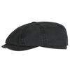 Stetson HATTERAS ORGANIC COTTON - BLACK