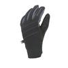 Sealskinz WATERPROOF ALL WEATHER GLOVE WITH FUSION CONTROL Unisex - BLACK/GREY
