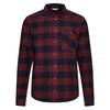 FRILUFTS TINNAHINCH  L/S SHIRT MEN Miehet - CABERNET