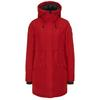 FRILUFTS SAKATA  COAT WOMEN Naiset - RED DAHLIA