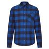 FRILUFTS TINNAHINCH  L/S SHIRT MEN Miehet - NAUTICAL BLUE