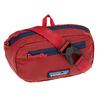 Patagonia ULTRALIGHT BLACK HOLE MINI HIP PACK Unisex - RINCON RED