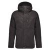 Fjällräven KAIPAK JACKET M Miehet - DARK GREY-BLACK