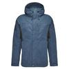 Fjällräven KAIPAK JACKET M Miehet - UNCLE BLUE-DARK GREY