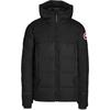 Canada Goose MENS HYBRIDGE COAT Miehet - BLACK