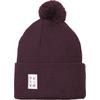VAI-KO ILO BEANIE Unisex - BORDEAUX BROWN