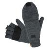 Hofler KITKA HALF FINGER WITH COVER Unisex - DARK GREY