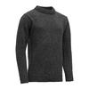 Devold NANSEN SWEATER CREW NECK Unisex - ANTHRACITE