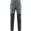 Haglöfs RUGGED FLEX PANT MEN Miehet - MAGNETITE/TRUE BLACK