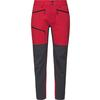 Haglöfs RUGGED FLEX PANT WOMEN Naiset - SCARLET RED/MAGNETITE