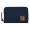 Fjällräven ZIP CARD HOLDER Unisex - NAVY
