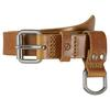 Fjällräven KIDS SINGI BELT Lapset - LEATHER COGNAC