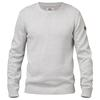 Fjällräven ÖVIK KNIT CREW M Miehet - LIGHT GREY