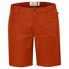 Fjällräven HIGH COAST SHORTS W Naiset - FLAME ORANGE