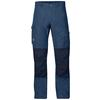 Fjällräven BARENTS PRO TROUSERS M Miehet - UNCLE BLUE
