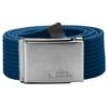 Fjällräven CANVAS BELT Unisex - LAKE BLUE