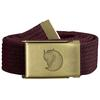 CANVAS BRASS BELT 3 CM. 1