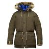 Fjällräven EXPEDITION DOWN PARKA NO. 1 M Unisex - DARK OLIVE