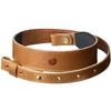 Fjällräven RIFLE LEATHER STRAP Unisex - LEATHER COGNAC