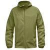 Fjällräven ABISKO WINDBREAKER JACKET Miehet - MEADOW GREEN