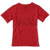 Fjällräven KIDS TRAIL T-SHIRT Lapset - RED