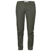 Fjällräven HIGH COAST TROUSERS W Naiset - MOUNTAIN GREY