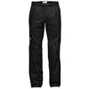 Fjällräven ABISKO ECO-SHELL TROUSERS Miehet - BLACK
