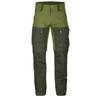 Fjällräven KEB GAITER TROUSERS REGULAR M Miehet - AVOCADO