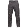Fjällräven KARL PRO HYDRATIC TROUSERS M Miehet - DARK GREY