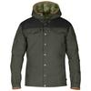 Fjällräven GREENLAND NO.1 DOWN JACKET Miehet - BLACK-MOUNTAIN GREY
