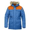 Fjällräven POLAR GUIDE PARKA Miehet - UN BLUE-BURNT ORANGE