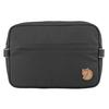 Fjällräven TRAVEL TOILETRY BAG Unisex - DARK GREY