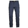 Fjällräven HIGH COAST HIKE TROUSERS M LONG Miehet - NAVY