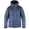 Fjällräven KEB EXPEDITION DOWN JACKET M Miehet - STORM-NIGHT SKY