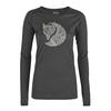ABISKO TRAIL T-SHIRT PRINTED LS W 1