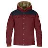 Fjällräven GREENLAND NO.1 DOWN JACKET Miehet - RED OAK-NIGHT SKY