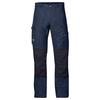 Fjällräven BARENTS PRO TROUSERS M Miehet - STORM-NIGHT SKY